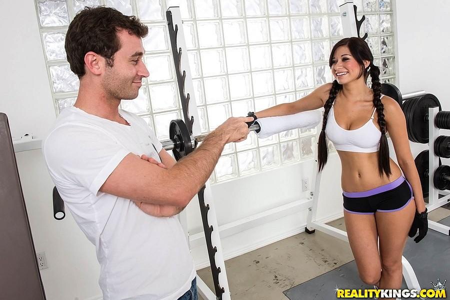 Gym Reality Porn -